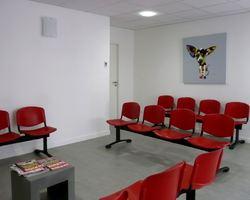 Waiting room - Saint Mexant-en